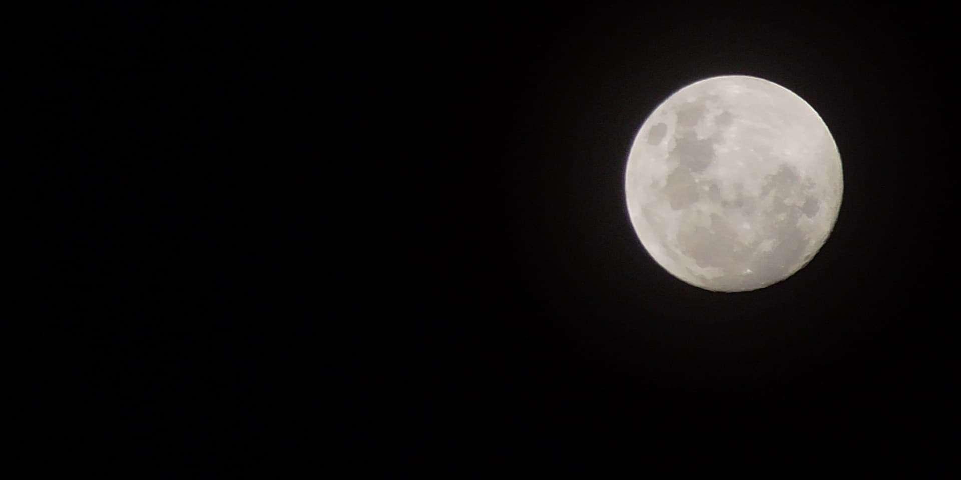Sehari Sebelum Super Blue Blood Moon